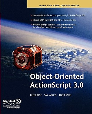 Object Oriented Actionscript 2.0  by  Peter Elst