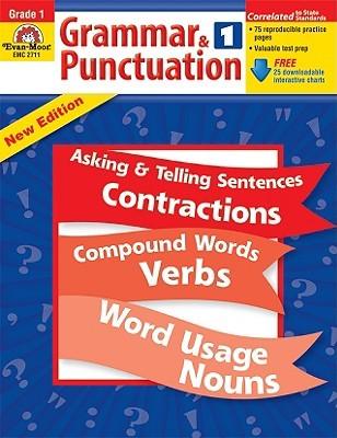 Grammar & Punctuation, Grade 1  by  Jo Ellen Moore