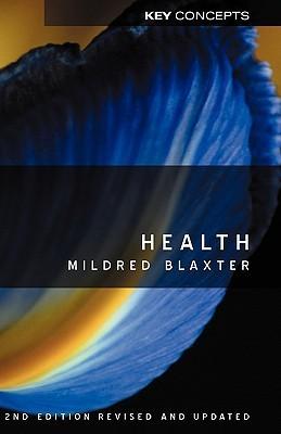 Health Mildred Blaxter
