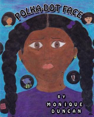 Polka-Dot Face  by  Monique Duncan