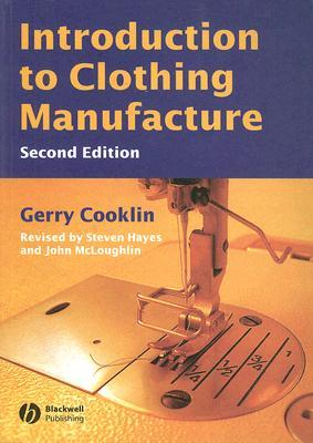 Cooklins Garment Technology for Fashion Designers  by  Gerry Cooklin