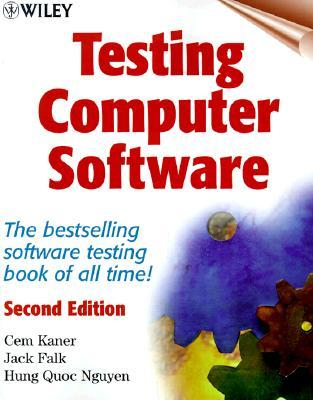 Testing Applications on the Web: Test Planning for Internet-Based Systems  by  Hung Quoc Nguyen