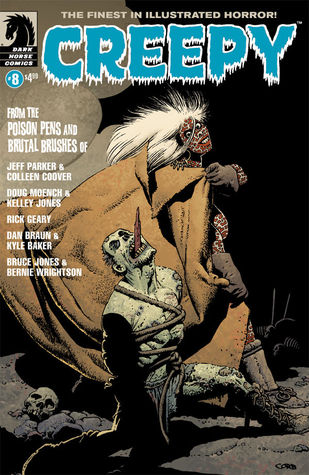 Creepy (Creepy, #8)  by  Jeff Parker