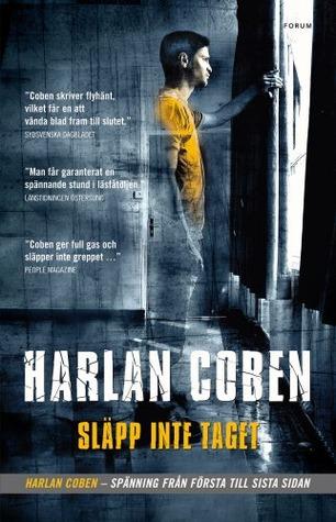 Släpp inte taget Harlan Coben
