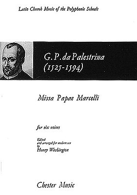 Missa Papae Marcelli Palestrina