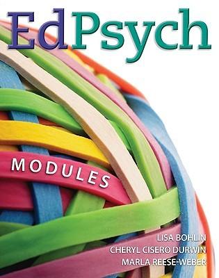 EdPsych: Modules Lisa Bohlin