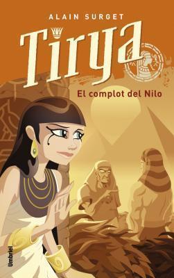 El Complot del Nilo  by  Alain Surget