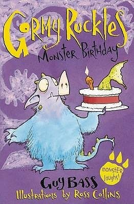 Monster Birthday  by  Guy Bass