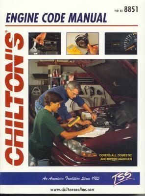 Engine Code Manual Chilton Automotive Books