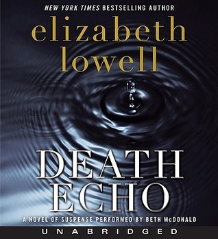 Death Echo CD Elizabeth Lowell