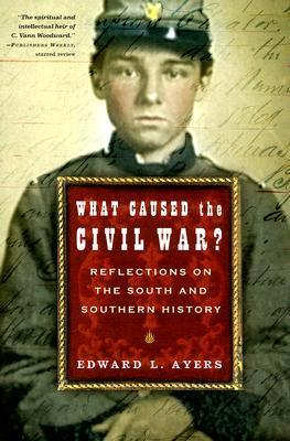 What Caused the Civil War?: Reflections on the South and Southern History  by  Edward L. Ayers