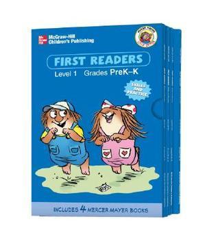 Little Critter First Reader Slipcase Level 1, Volume 2 Mercer Mayer