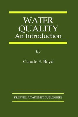 Water Quality Management For Pond Fish Culture Claude E. Boyd