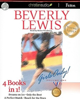 Girls Only! Volume 1, Books 1-4 Beverly  Lewis