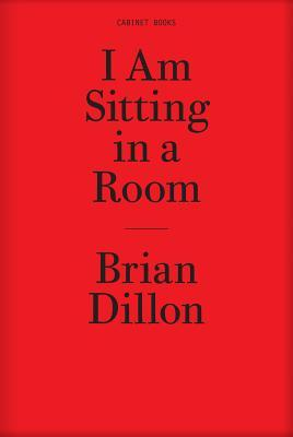 I Am Sitting in a Room Brian Dillon