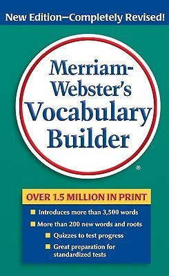 Merriam-Websters Vocabulary Builder  by  Mary Wood Cornog