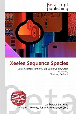 Xeelee Sequence Species  by  NOT A BOOK