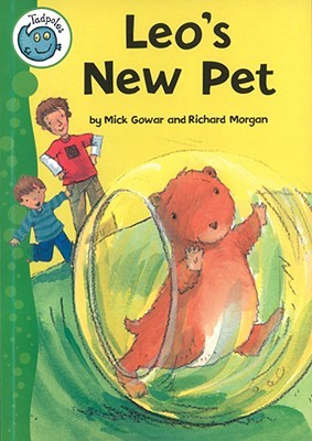 Leos New Pet  by  Mick Gowar