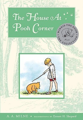 House At Pooh Corner A.A. Milne