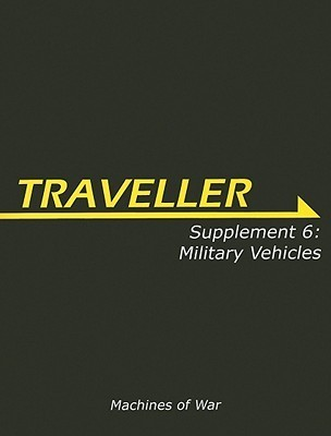 Supplement 6: Military Vehicles  by  Simon Beal