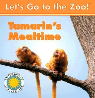 Tamarins Mealtime  by  Jessie Cohen