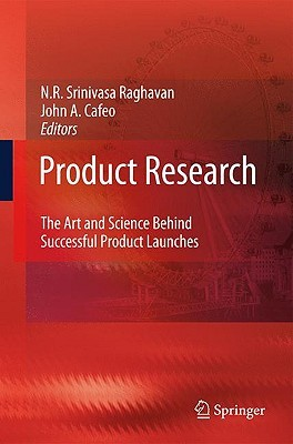 Product Research: The Art and Science Behind Successful Product Launches N.R. Srinivasa Raghavan