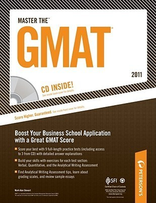 Master the GMAT 2011  by  Petersons