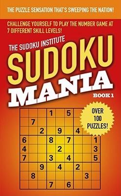 Sudoku Mania #1 Sudoku Institute