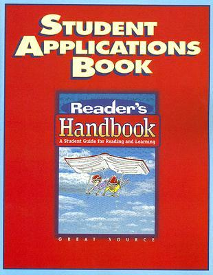 Student Applications Book: A Student Guide for Reading and Learning Laura Robb