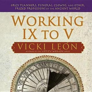 Working IX to V Vicki León