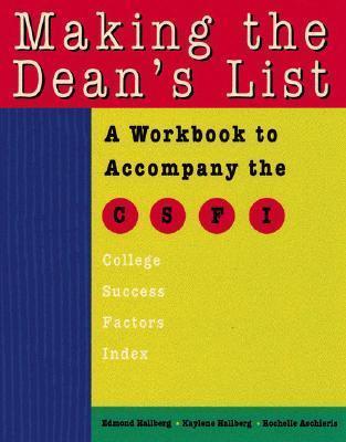 Making the Deans List  by  Edmond Hallberg