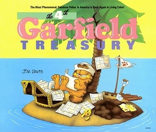 The 4th Garfield Treasury Jim Davis