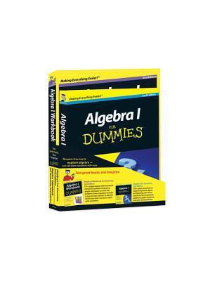 Algebra I for Dummies [With Algebra I Workbook for Dummies] Mary Jane Sterling