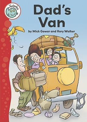 Dads Van  by  Mick Gowar