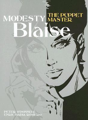 The Puppet Master (Modesty Blaise Graphic Novel Titan #8) Peter ODonnell