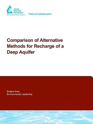 Comparison of Alternative Methods for Recharge of a Deep Aquifer W. Hahn