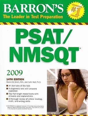 Barrons PSAT/NMSQT Sharon Weiner Green