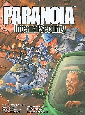 Paranoia: Internal Security  by  Gareth Ryder-Hanrahan