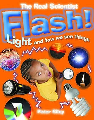 Flash Light And How We See Things  by  Peter Riley