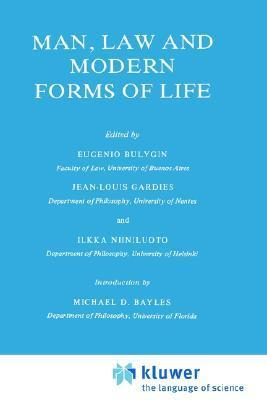 Man, Law and Modern Forms of Life  by  Eugenio Bulygin