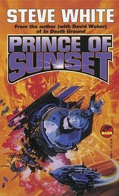 Prince of Sunset Steve  White