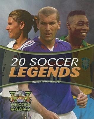 20 Soccer Legends Mauricio Velazquez De Leon
