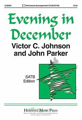 Evening in December John Parker