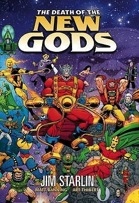 Death Of The New Gods  by  Jim Starlin