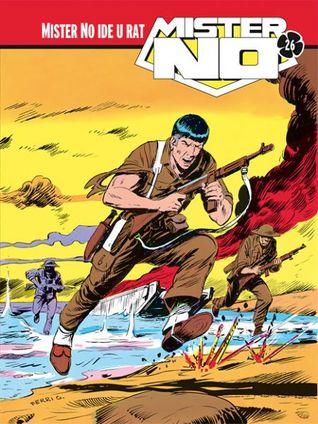 Mister No ide u rat (#52, #52, #53/I)  by  Guido Nolitta