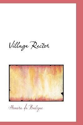 Village Rector Honoré de Balzac