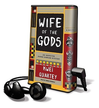 Wife of the Gods [With Earbuds] Kwei Quartey