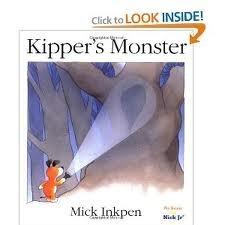 Kippers Monster  by  Mick Inkpen