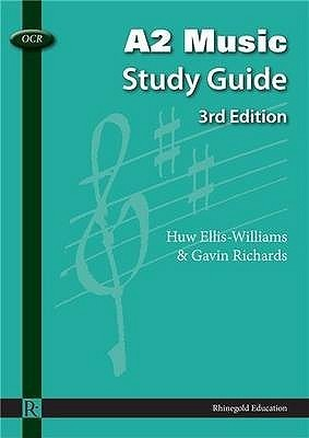 Ocr A2 Music Study Guide Huw Ellis-Williams