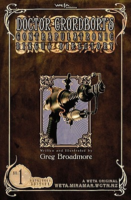 Triumph: Unnecessarily Violent Tales of Science Adventure for the Simple and Unfortunate  by  Greg Broadmore